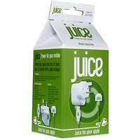 Juice Apple Juice Home Charger for Apple 30-pin Devices
