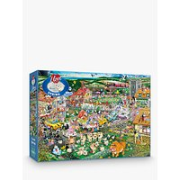 Gibsons I Love Spring 1000 Piece Jigsaw Puzzle
