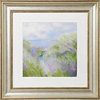 Sue Fenlon - A Day by the Sea Gilt Framed Print, 57 x 57cm