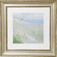 Sue Fenlon - Snowdrops Gilt Framed Print, 57 x 57cm