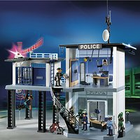 Playmobil City Action Police Station