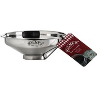 Kilner Stainless Steel Easy-Fill Funnel