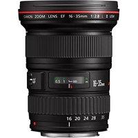 Canon EF 16-35mm f/2.8L II USM Standard Lens