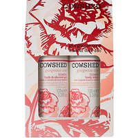 Cowshed Gorgeous Cow Bath Duo Set, 2 x 100ml