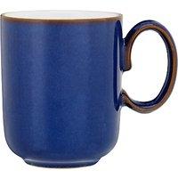 Denby Imperial Blue Straight Mug, Blue