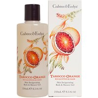 Crabtree & Evelyn Tarocco Orange, Eucalyptus & Sage Bath & Shower Gel, 250ml