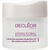 Declor Hydra Floral Multi Protection Rich Cream, 50ml