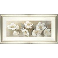 Adelene Fletcher - Linen Cascade Framed Print, 55 x 105cm