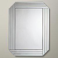 John Lewis Burgate Mirror, 101 x 76cm