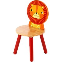 John Crane Chair, Lion