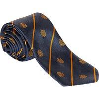 Colfe's School Boys' Prefect Tie, Navy Blue