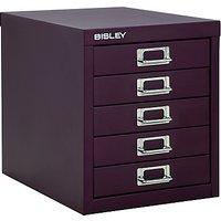 Bisley Non-Locking 5 Multidrawer