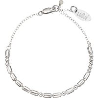 shop for Under the Rose Personalised Love Morse Code Bracelet at Shopo