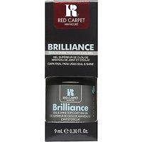 Red Carpet Manicure Brilliance Seal & Shine Top Coat, 9ml