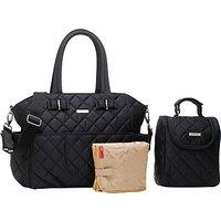 Storksak Bobby Changing Bag, Black