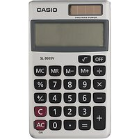 Casio SL-300-S UH Basic Calculator
