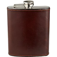 John Lewis Made In Italy Hip Flask