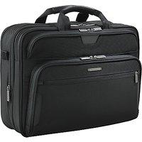 Briggs & Riley KB307X-4 Business 17 Laptop Briefcase