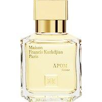 Maison Francis Kurkdjian Apom Pour Femme Eau de Parfum, 70ml