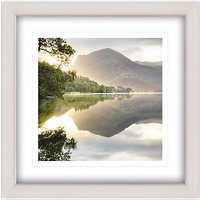 Mike Shepherd - Sunrise On Butter Framed Print, 65 x 65cm