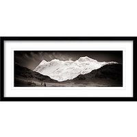Mike Shepherd - Spirit Langdales Framed Print, 49 x 104cm