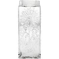 Dartington Crystal Marguerite Large Vase, H18.5cm