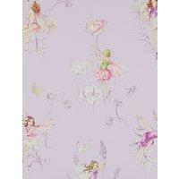 Jane Churchill Meadow Flower Fairies Wallpaper