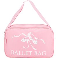 Tappers and Pointers Ballet Shoulder Bag, Pink