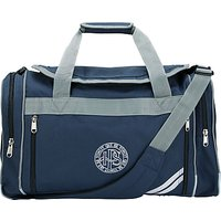 Ibstock Place School Sports Bag, Navy Blue