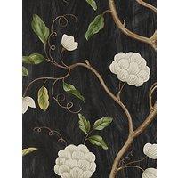 Colefax & Fowler Snow Tree Wallpaper