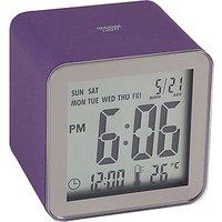 Lexon Cube Sensor Alarm Clock