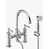 Abode Gallant Deck Mounted Bath/Shower Mixer with Shower Handset