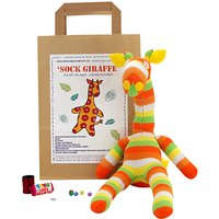 Sock Creatures Sock Giraffe Kit