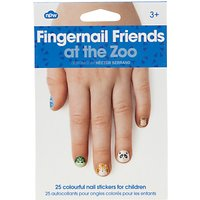 Zoo Nail Art Stickers, Multi