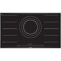 Bosch PIZ975N17E Flex Induction Hob, Black