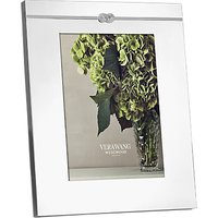 Vera Wang for Wedgwood Infinity Frame, 8 x 10 (20 x 25cm), Silver