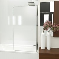 John Lewis & Partners Half Frame Shower Screen