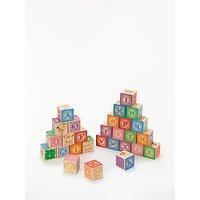 John Lewis Alphabet Blocks