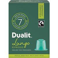 Dualit Lungo Americano NX Capsules, Nespresso Compatible