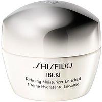 Shiseido Ibuki Refining Moisturiser Enriched, 50 ml