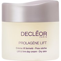 Declor Prolagene Lift -Lift & Firm Day Cream, Dry Skin