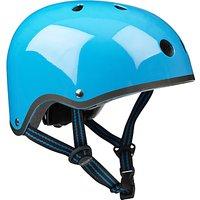 Micro Scooter Helmet, Small, Neon Blue