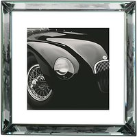 Brookpace, The Manhattan Collection - Jaguar C-Type Framed Print, 57 x 57cm