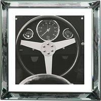 Brookpace, The Manhattan Collection - 1959 Porsche Framed Print, 57 x 57cm
