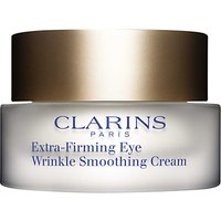 Clarins Extra Firming Eye Wrinkle Smoothing Cream, 15ml
