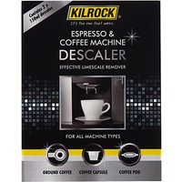Kilrock Espresso Machine Descaler, 2x 150ml