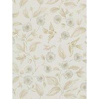 Sanderson Bird Blossom Wallpaper