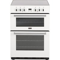Stoves SEC60DOP Electric Cooker, White