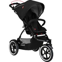 Phil & Teds Sport 2 Pushchair, Black