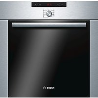 Bosch Classixx HBA64B251B Single Electric Oven, Brushed Steel